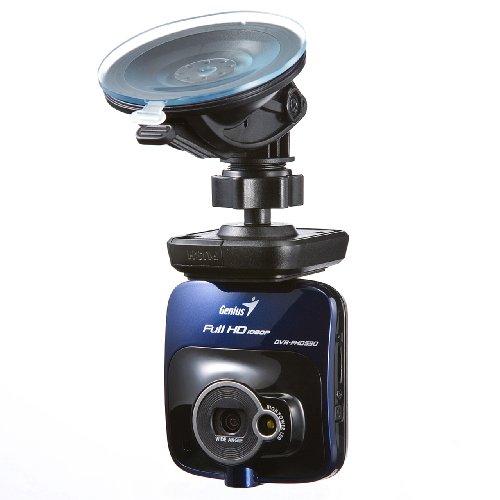 エンジンONで録画スタート:フルHD対応ドライブレコーダー(400-CAM032)