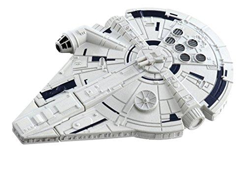 [해외]토미카 스타 워즈 TSW-10 밀레니엄 팔콘 (한 솔로)/Tomica Star Wars TSW - 10 Millennium Falcon (Han Solo)