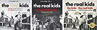 THE KIDS NOVEMBER 1974 DEMOS/THE REAL KIDS SPRING 1977 DEMOS [LP] (GATEFOLD, 32 PG 12INCHX12INCH FULL COLOR BOOKLET) [12 inch Analog]