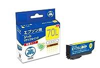 ジット JITインク ICY70L対応 JIT-E70YL 00029464【まとめ買い3個セット】