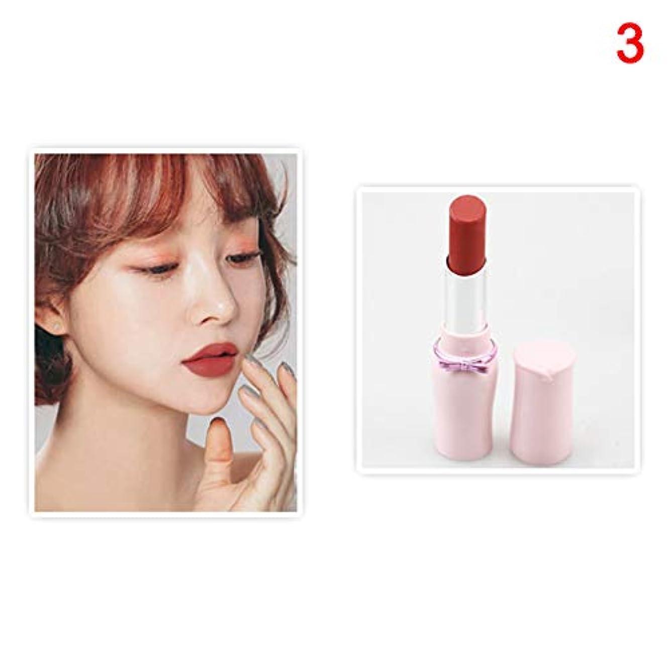 費用感じる最適Symboat 口紅 落ちにくい 保湿 長持ち 化粧品 ファッション 女性 韓国 リップスティック マット 恋する唇 ランキング 絶妙な贈り物