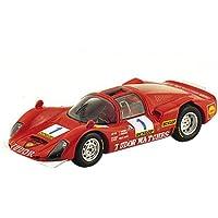Spark 1/43 TUDOR Porsche Carrera 6 (906-120) #1 Winner SUZUKA 1000km 1969 T.Tsutsumi / J.Yoneyama 完成品