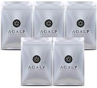 【公式】NEW AGALP(アガルプ) ノコギリヤシ 亜鉛 ブロッコリースプラウト 120粒x5袋(150日分)【栄養機能食品】