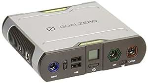 Goal Zero Sherpa 100 Recharger V2 ポータブル電源 約100Wh リチウムイオン電池  正規代理店アスク扱い  BT125 22006