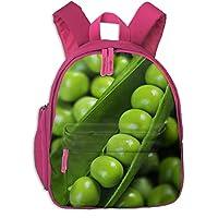 野菜エンドウの詳細 迷子防止リュック バックパック 子供用 子ども用バッグ ランドセル 高品質 レッスンバッグ 旅行 おでかけ 学用品 子供の贈り物