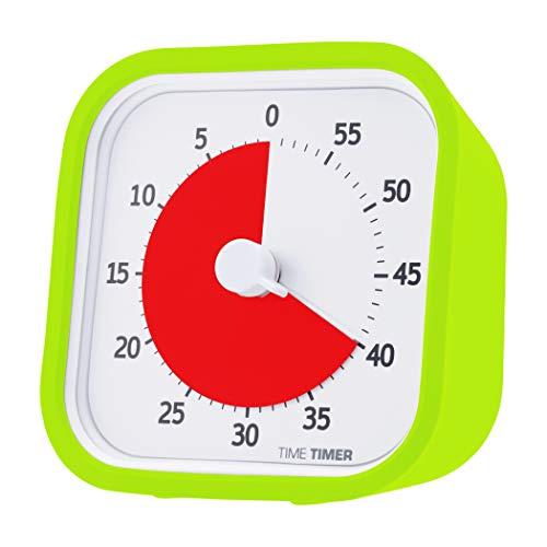 Time Timer® Time Timer MOD (Lime Green) タイムタイマー モッド (ライムグリーン) 【 用途いろいろ タイ...