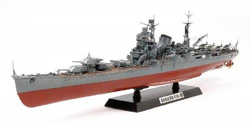 1/350 艦船シリーズ No.24 日本海軍 重巡洋艦 利根
