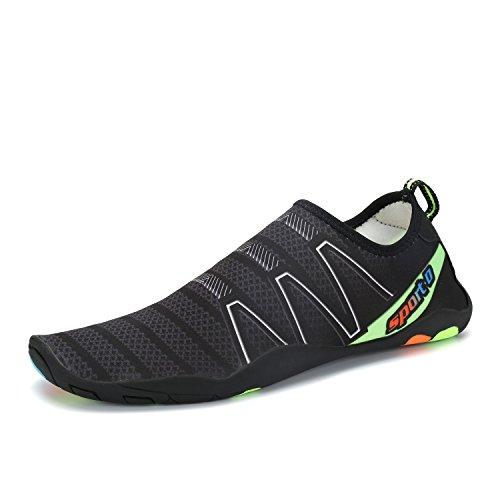 [해외]Kuuland [쿠란도] 워터 슈즈 초경량 마린 슈즈 통기성 비치 신발 속건 스노클링 신발 남녀 겸용 수륙 양용 요가 | 수영 | 여행 | 낚시/Kuuland [Cooland] Water shoes Ultra lightweight marine shoes Ventilated beach shoes Quick-drying snorkeli...