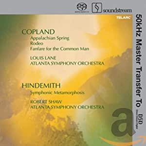 Symphonic Metamorphosis of Themes / Fanfare for