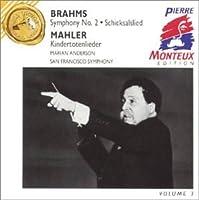 Brahms;Symphony No. 2