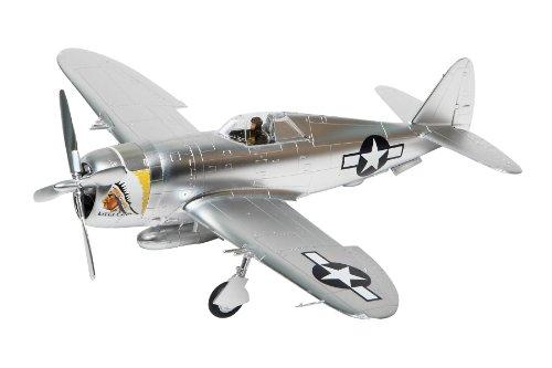 """スケール限定シリーズ 1/48 リパブリック P-47D サンダーボルト """"レイザーバック"""" メタリックエディション 25114"""
