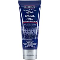 Kiehl's Facial Fuel Energizing Scrub - Treatment for Men 3.4oz (100ml)