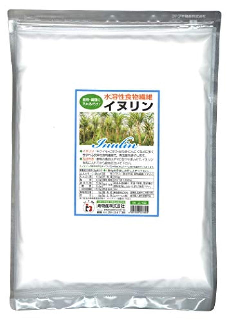 独占サイクロプス協力するイヌリン 500g 水溶性食物繊維 菊芋に多く含まれる食物繊維
