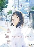 トライエックス 川島海荷 2019年 カレンダー CL-765 壁掛け B2