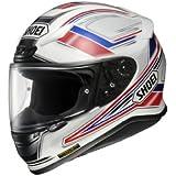 ショウエイ(SHOEI) バイクヘルメット フルフェイスZ-7 DOMINANCE TC-1(RED/WHITE) M ( 57-58cm ) 437046