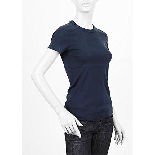 (スリードッツ) three dots クルーネックTシャツ Mサイズ Alex T NAVY ネイビー [並行輸入品]