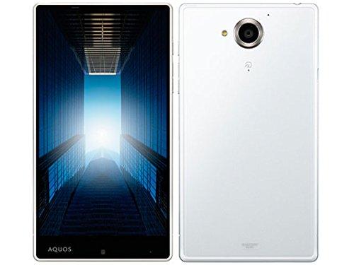 SHARP Y!mobile AQUOS Xx-Y 404SH ホワイト 白ロム