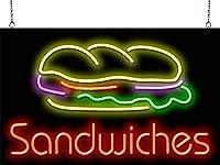 サンドイッチNeon Sign