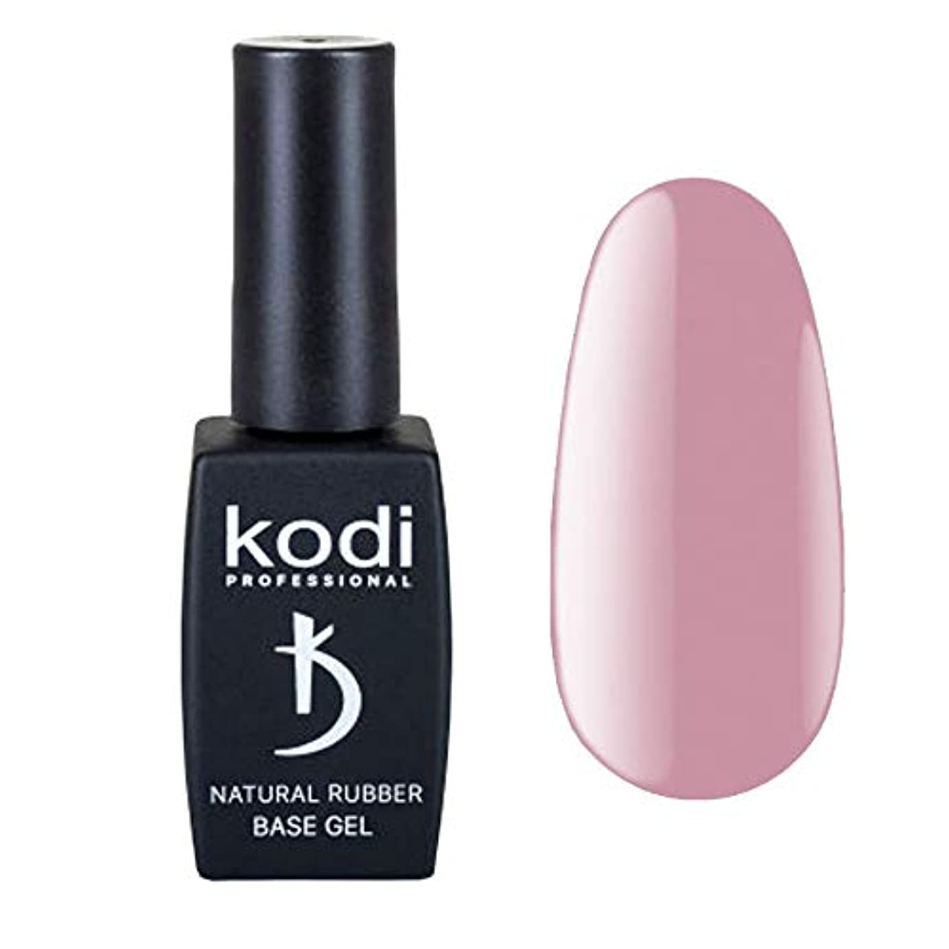 写真土砂降りハイキングに行くKodi Professional New Collection CN Cappuccino #70 Color Gel Nail Polish 12ml 0.42 Fl Oz LED UV Genuine Soak Off