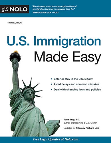 Download U.S. Immigration Made Easy 1413325955