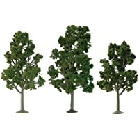 JTT Scenery Products Super Scenic Series: Sycamore 2.5 to 3.5 Height [並行輸入品]