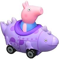 Peppa Pigジョージ?in Dinosaur Mini Buggy