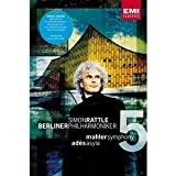Mahler: Symphony No. 5: Simon Rattle: Berlin Philharmonic Orchestra [DVD] [Import] 画像