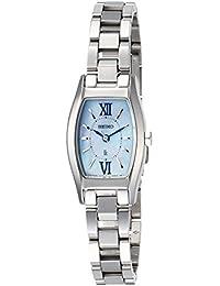 [ルキア]LUKIA 腕時計 LUKIA トノーソーラー SSVR129 レディース