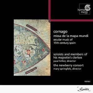 Cornago;Missa De La Mapa Mundi
