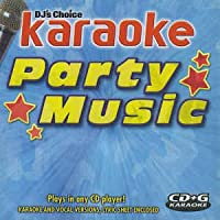 DJ's Choice Karaoke Party Music