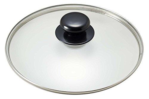 パール金属 強化 ガラス フライパン 鍋 蓋 24cm 用 ワコートレーディング COOK LIFE H-3126