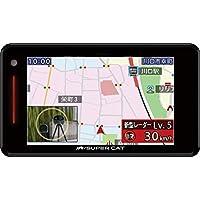 ユピテル 2019年 最上位フルマップレーダー探知機 GWR503sd GPSデータ15万9千件以上 レーダー式移動オービス受信 OBD2接続 GPS 一体型 フルマップ表示 静電式タッチパネル GWR503sd