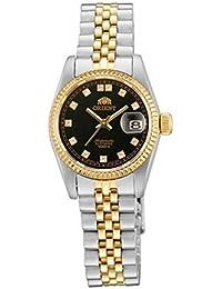 """オリエント ORIENT""""Oyster"""" Classic Automatic Sapphire Two Tone Gold Ladies Watch NR16002B [並行輸入品]"""