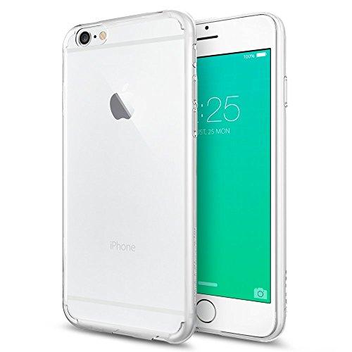 【Spigen】 iPhone6s Plus ケース / iPhone6 Plus ケース, リキッド・クリスタル [ ソフトTPU  クリア] アイフォン6s プラス /  6 プラス 用 (クリスタル SGP11642)