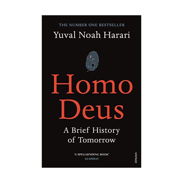 Homo Deus: A Brief Histo...の商品画像