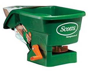 The Scotts Co.71133Scotts Handy Green II Hand-Held Spreader-HAND HELD SPREADER (並行輸入品)