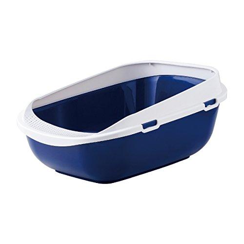 猫用品 キャットトイレ メガトレー ブルーベリー 容量28L