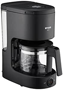 タイガー コーヒー メーカー 6杯用 シャワードリップ方式 ブラック ACC-A060-K Tiger