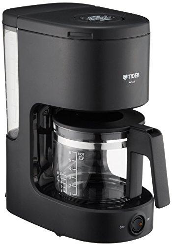 タイガー コーヒー メーカー 6杯用 シャワードリップ方式 ブラック ACC-A060-K Tige...