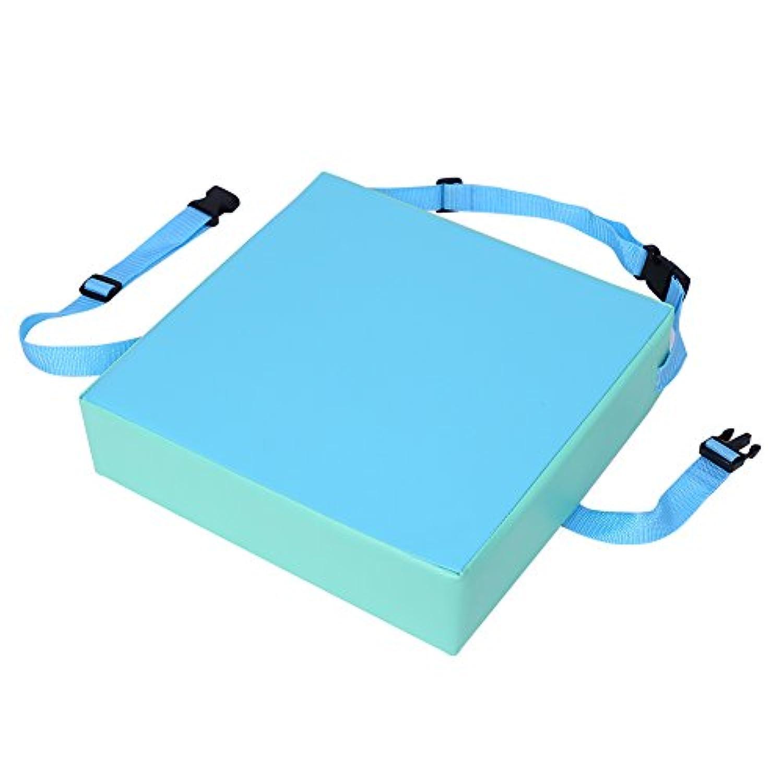 子供用クッション チェアクッション ブースターシートパッド キッズチェアパッド 調節可能 1Pc 安全 耐久性 軽量(03)