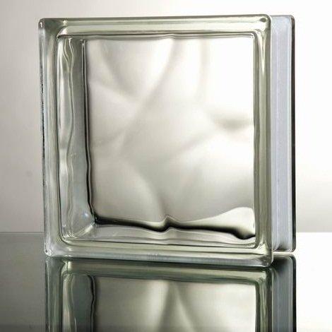 ガラスブロック クラウディークリア95  GB95-CC