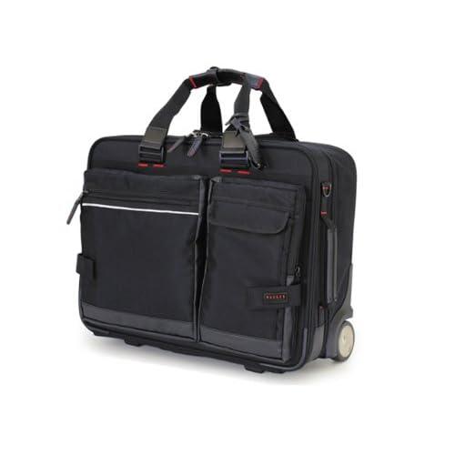 BAGGEX バジェックス / ライトニング ビジネス キャリーケース Sサイズ / レインカバー付 / キャーリオン PC収納 / 23-5531
