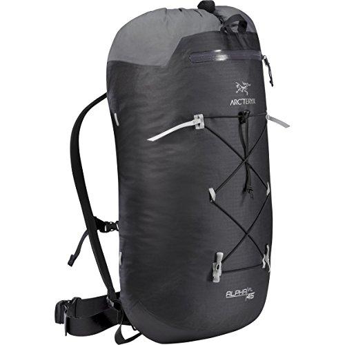 (アークテリクス) Arc'teryx Alpha FL 45L Backpackメンズ バックパック リュック Black [並行輸入品]