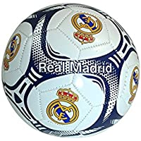 Real Madrid c.f. Authentic Official Licensedサッカーボールサイズ3