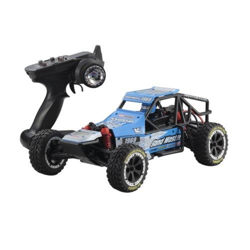1/10 EP 2WD EZ-B レディセット サンドマスター T3 ブルー 30831T3