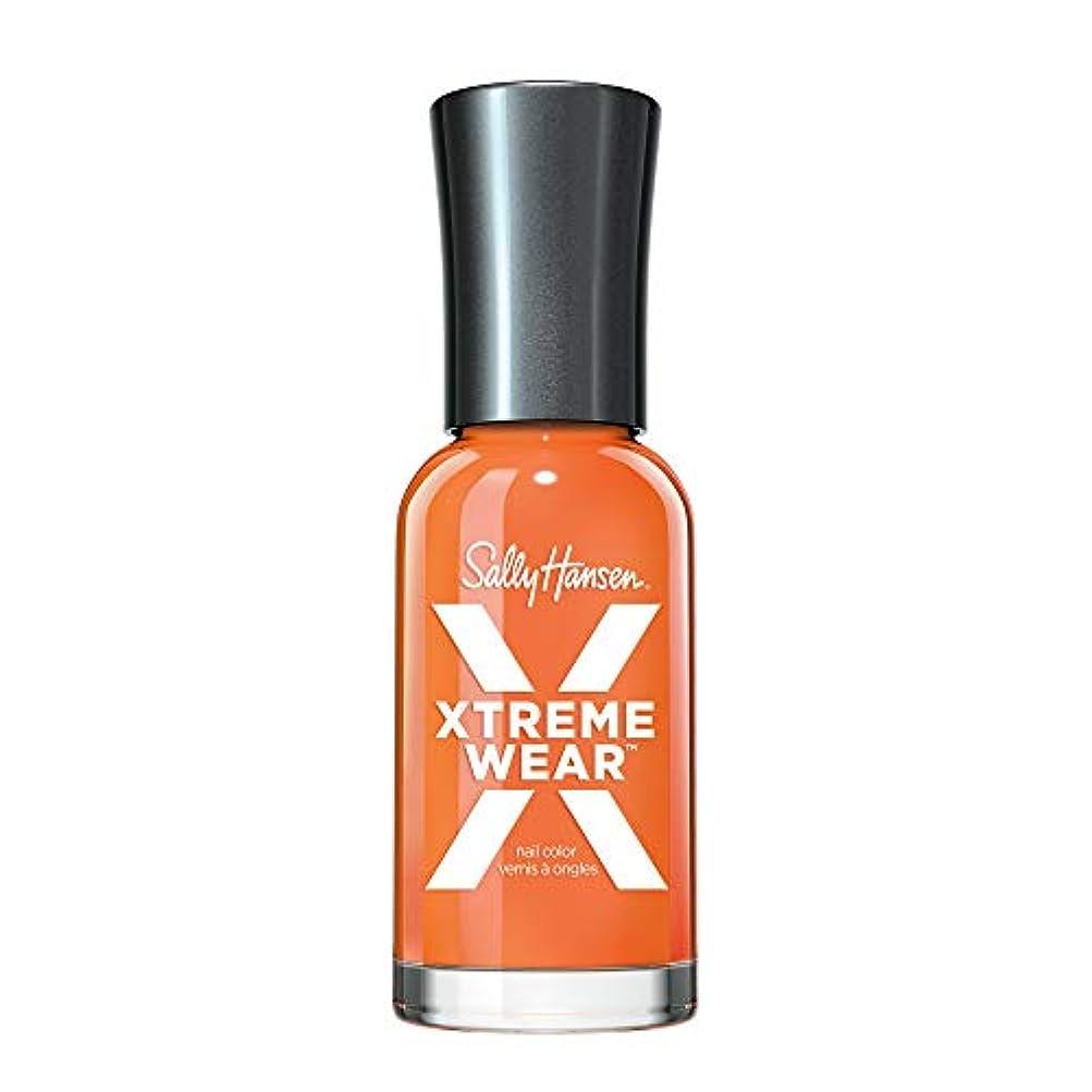 電気陽性中間呼び出すSALLY HANSEN Hard As Nails Xtreme Wear Sun Kissed (並行輸入品)