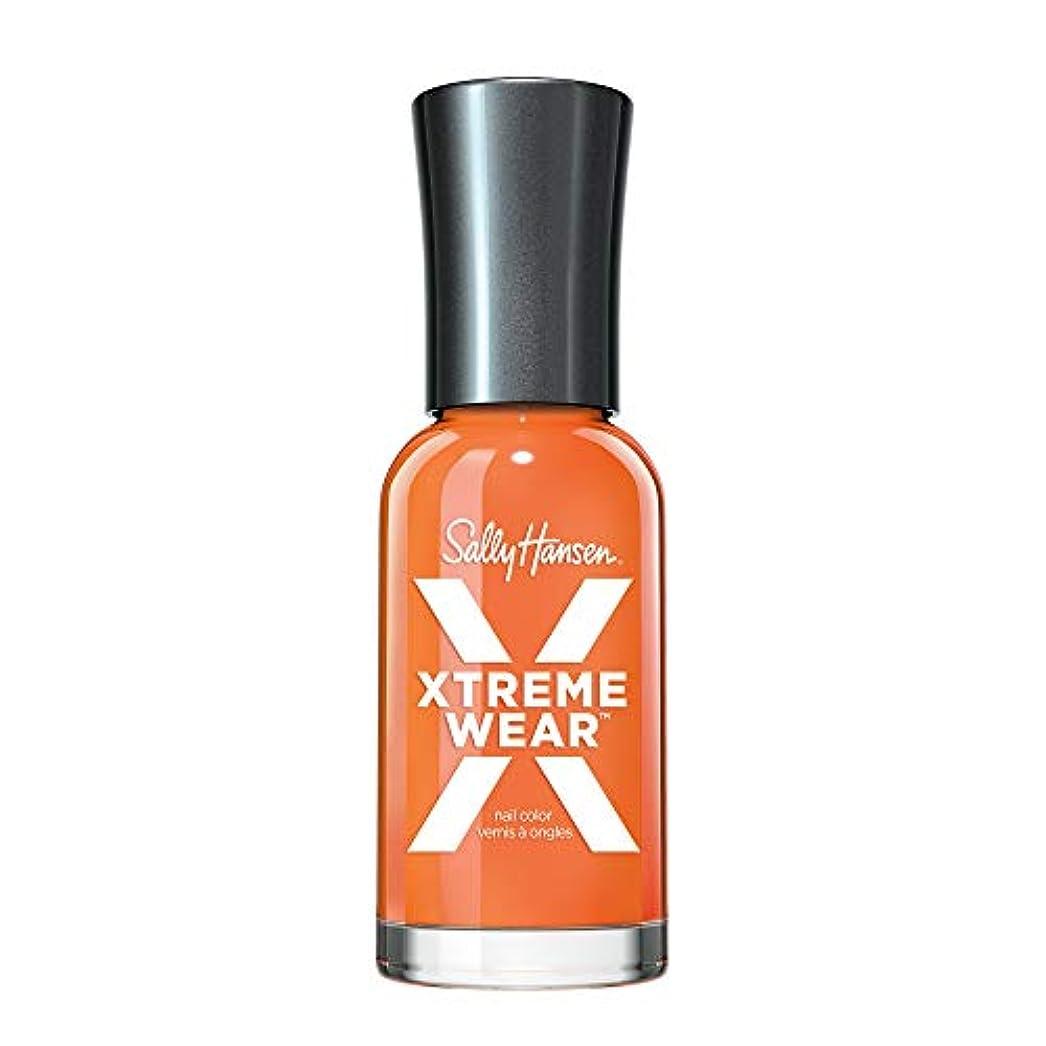 ラバ掃く普通のSALLY HANSEN Hard As Nails Xtreme Wear Sun Kissed (並行輸入品)