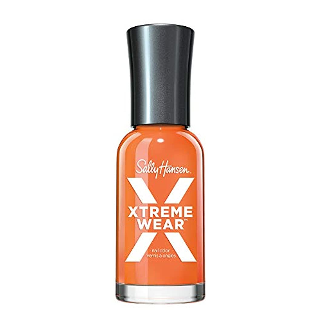 ベジタリアン笑い生きるSALLY HANSEN Hard As Nails Xtreme Wear Sun Kissed (並行輸入品)