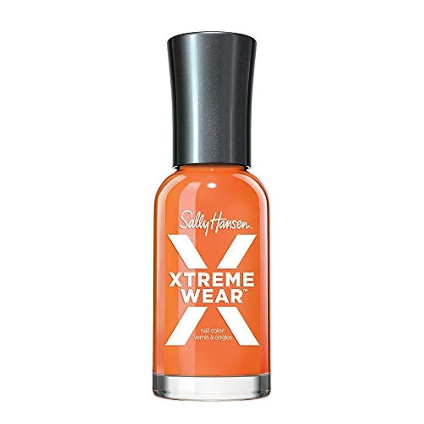 ハリウッド統合するスリッパSALLY HANSEN Hard As Nails Xtreme Wear Sun Kissed (並行輸入品)