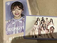 TWICE #TWICE2 アルバム封入 トレカ ICステッカー ジョンヨン